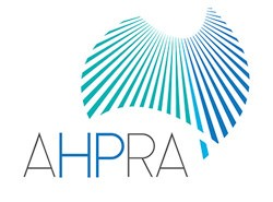 Registered with Australian Health Practitioner Regulation Agency