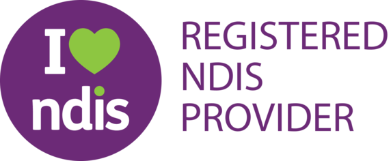 NDIS Logo Registered NDIS Provider