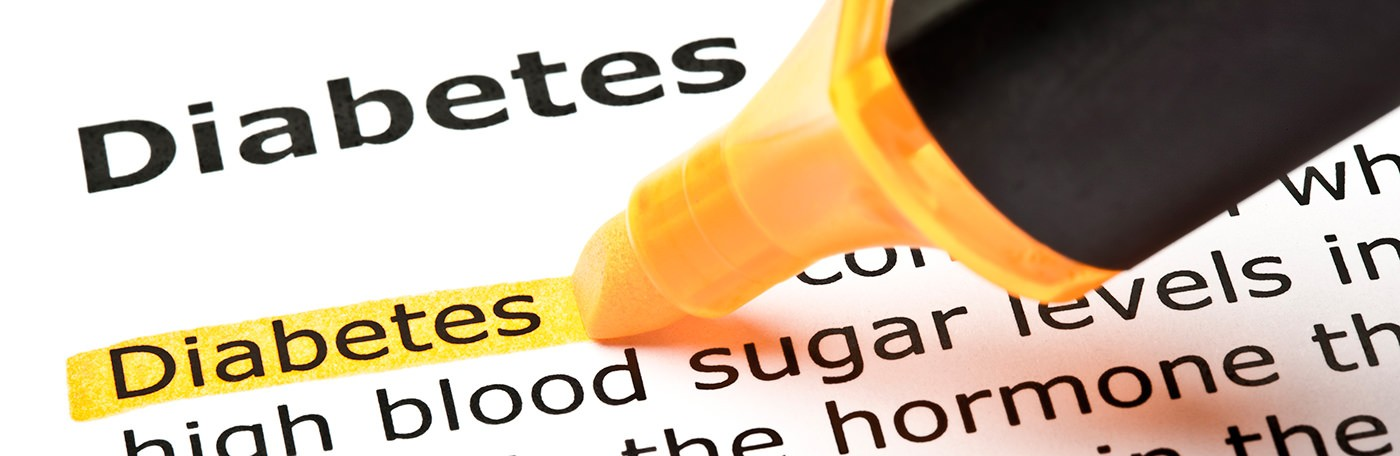 Diabetes Highlighted Title